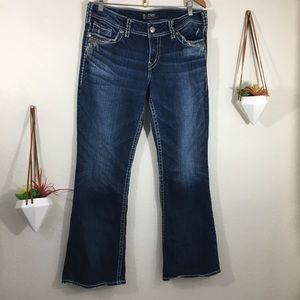 Silver Jeans Suki jeans 👖